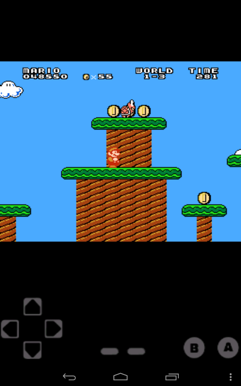 Screenshot Thumbnail / Media File 2 For Super Mario Bros. (World) [Graphic